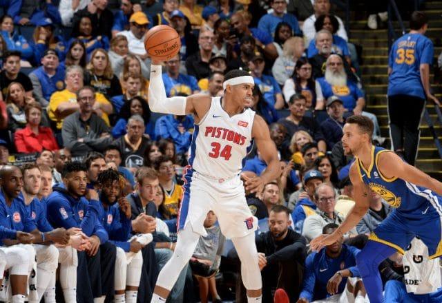Tobias Harris, Detroit Pistons