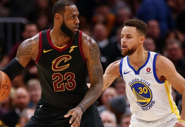 lebron curry all-star draft televised