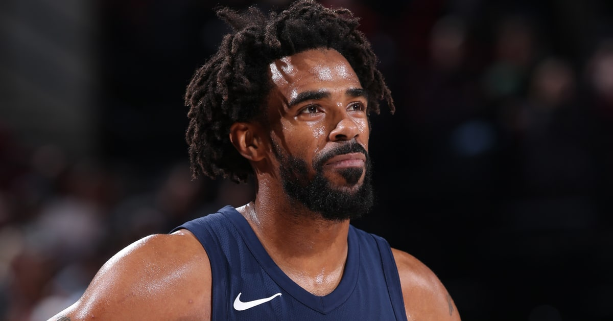 mike conley grizzlies flipped
