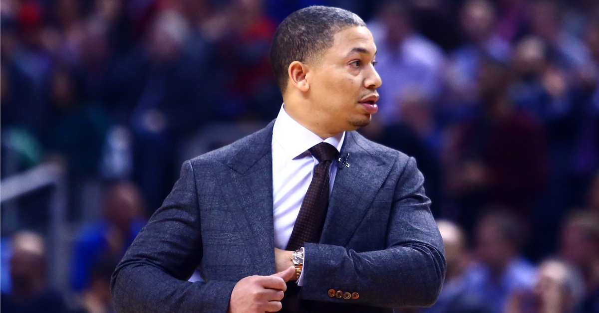 tyronn lue isaiah thomas accountable