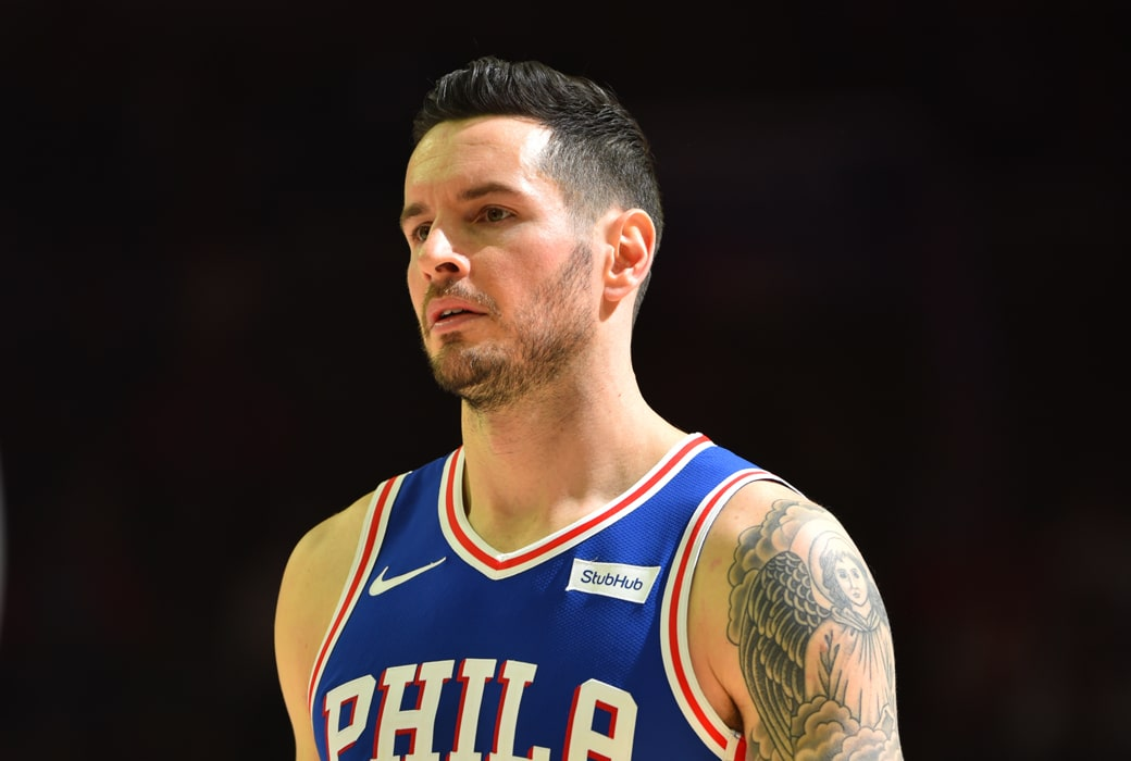 jj redick china racial slur