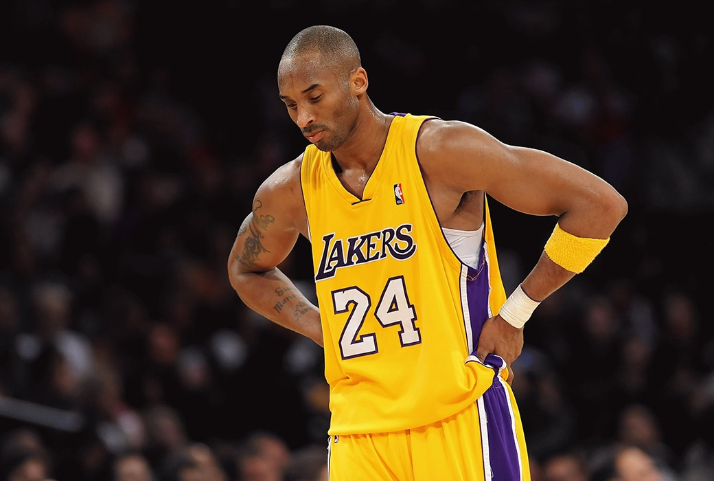 Kobe Bryant lakers free agent