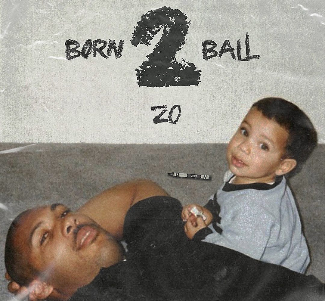 lonzo ball born 2 ball mixtape