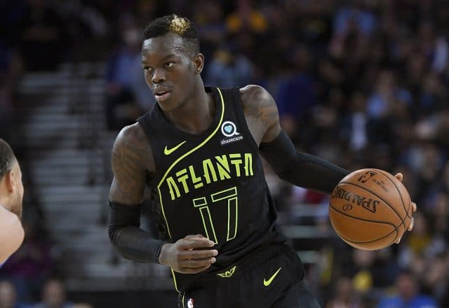 dennis schroder felony battery