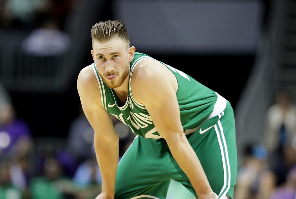 gordon hayward celtics return
