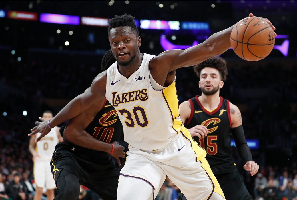 julius randle luke walton defender