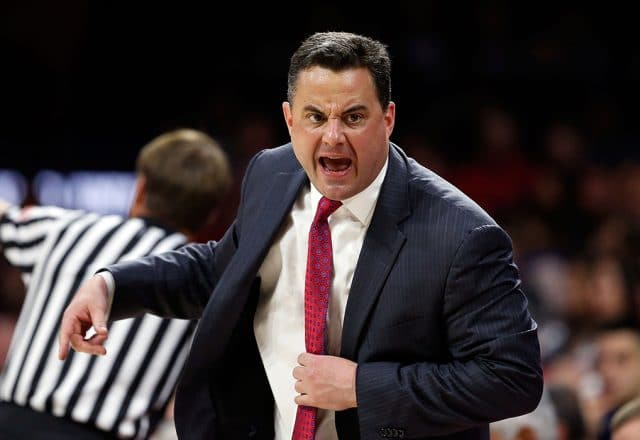 sean miller arizona