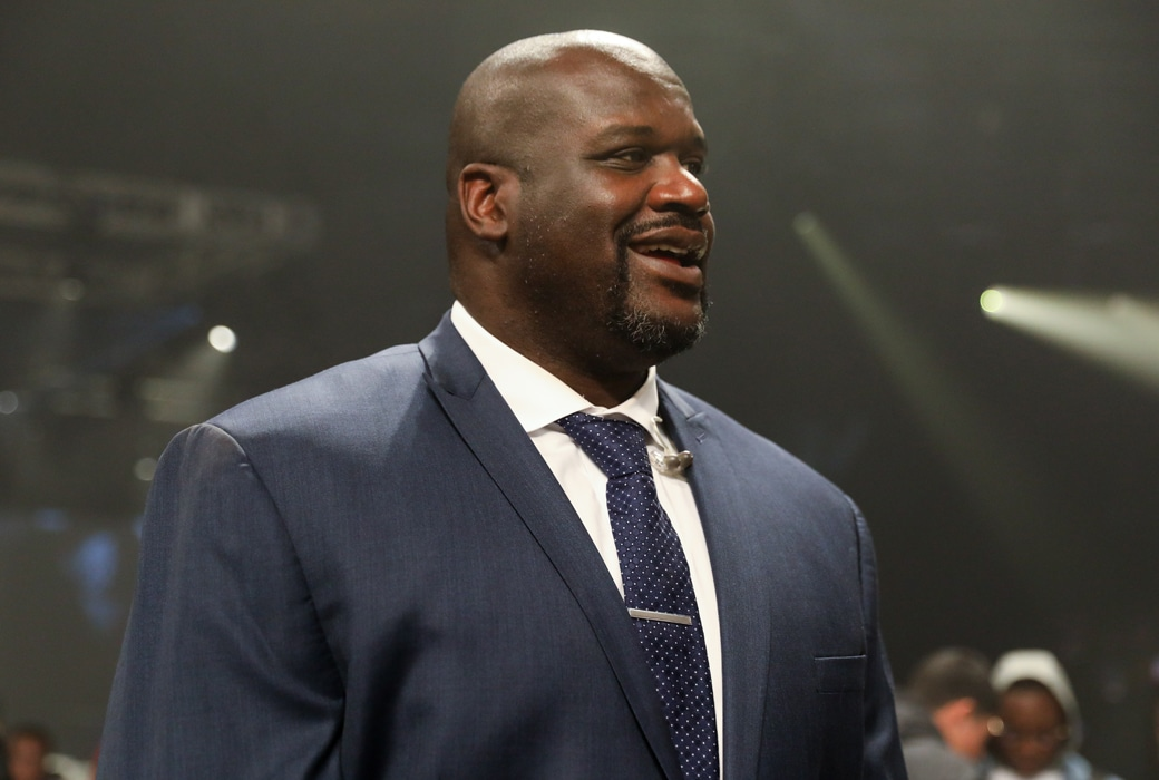 shaquille o'neal police school shootings