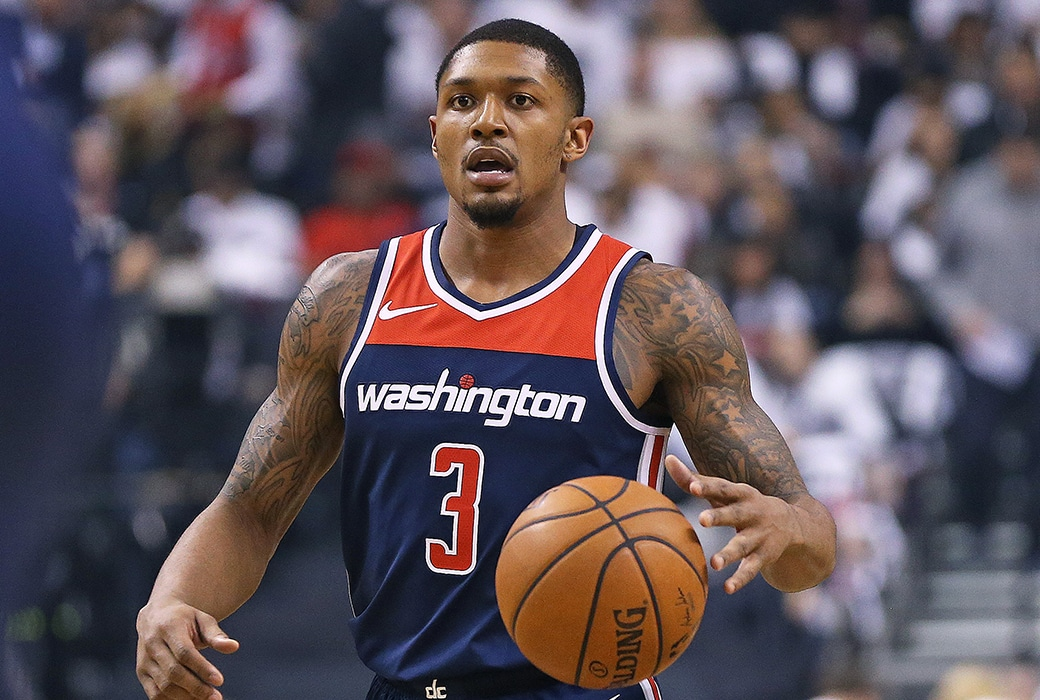 bradley beal scott brooks apologize