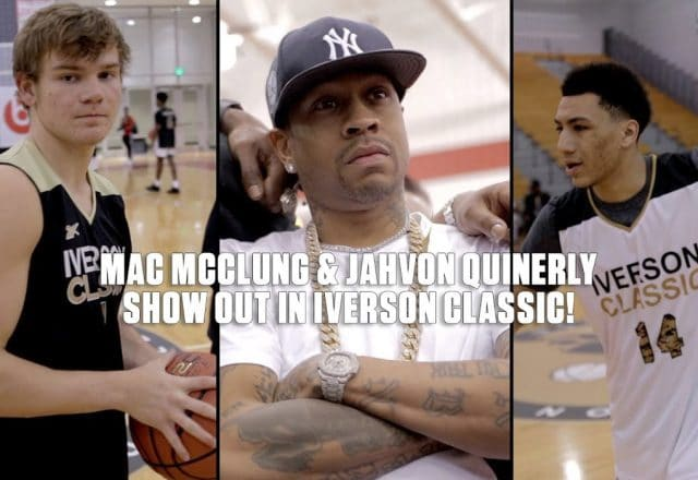 mac mcclung jahvon quinerly iverson classic