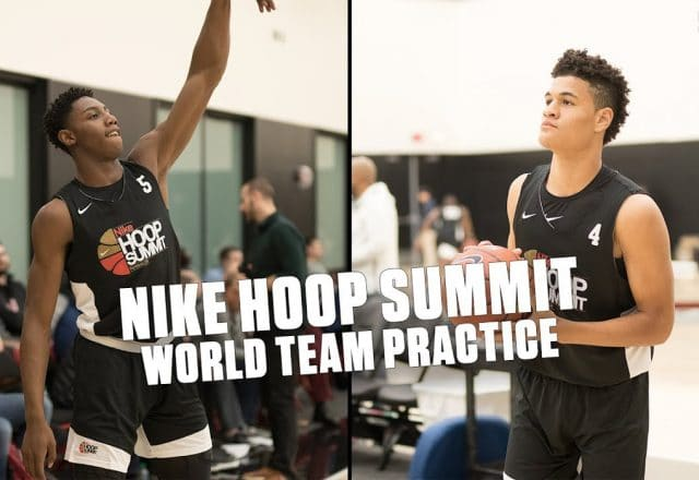 nike hoop summit barrett green