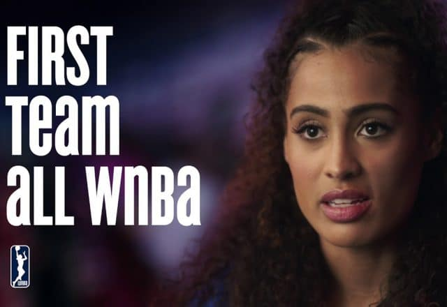 skylar diggins-smith first team all-wnba