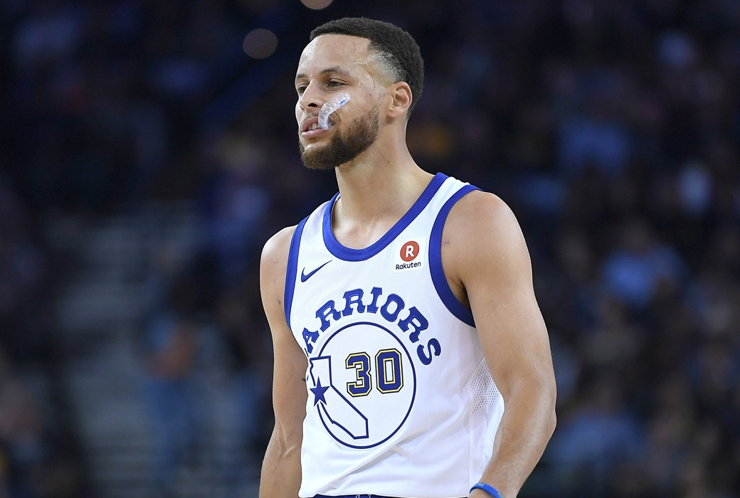 stephen curry youth basketball guidelines