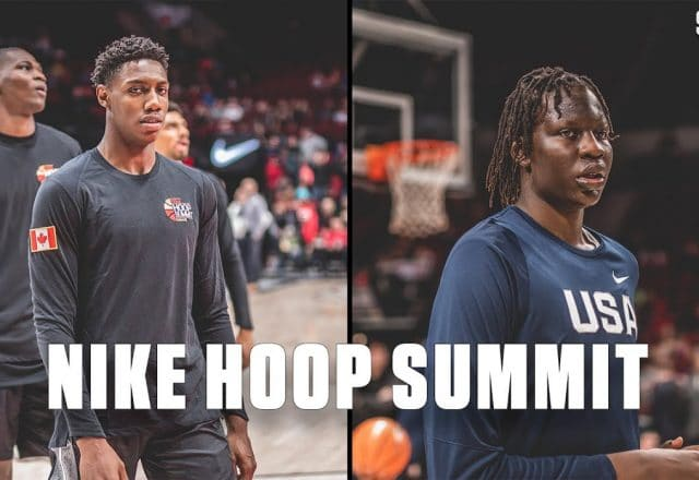 world team nike hoops summit rj barrett
