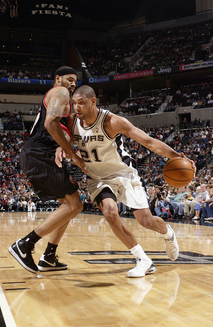 Slam S Top 100 Players Of All Time Tim Duncan No 9