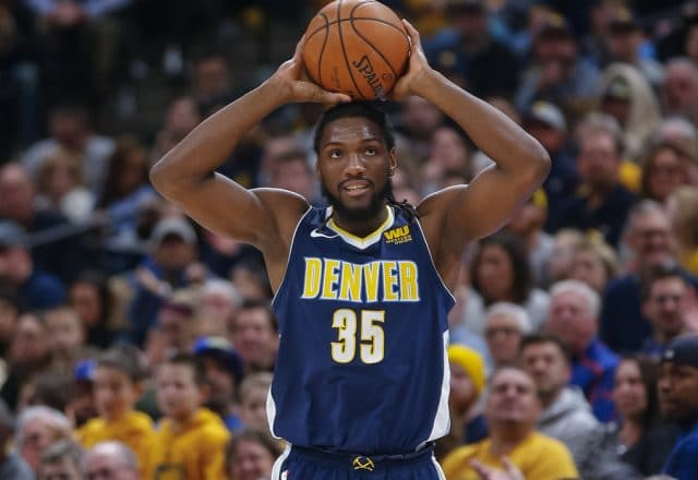 kenneth faried 14th pick nuggets