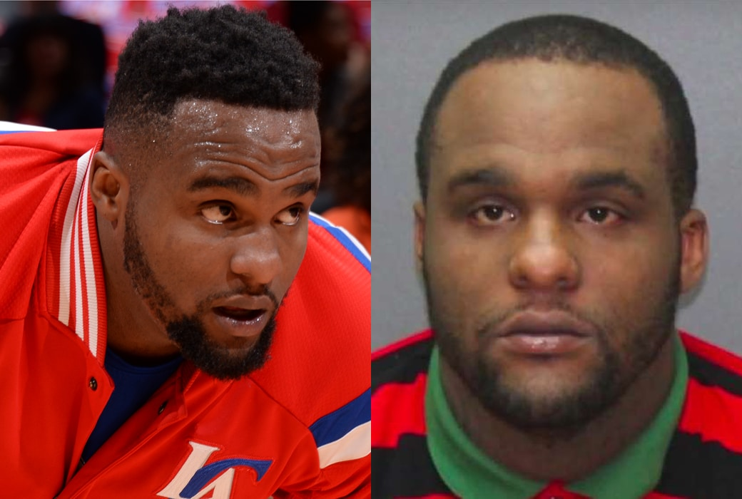 glen davis arrested felony assault