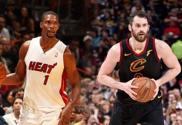 kevin love chris bosh rarefied air