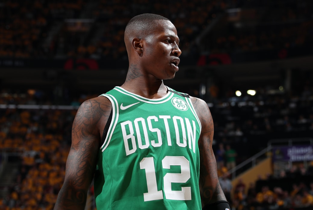 rozier celtics butts whopped