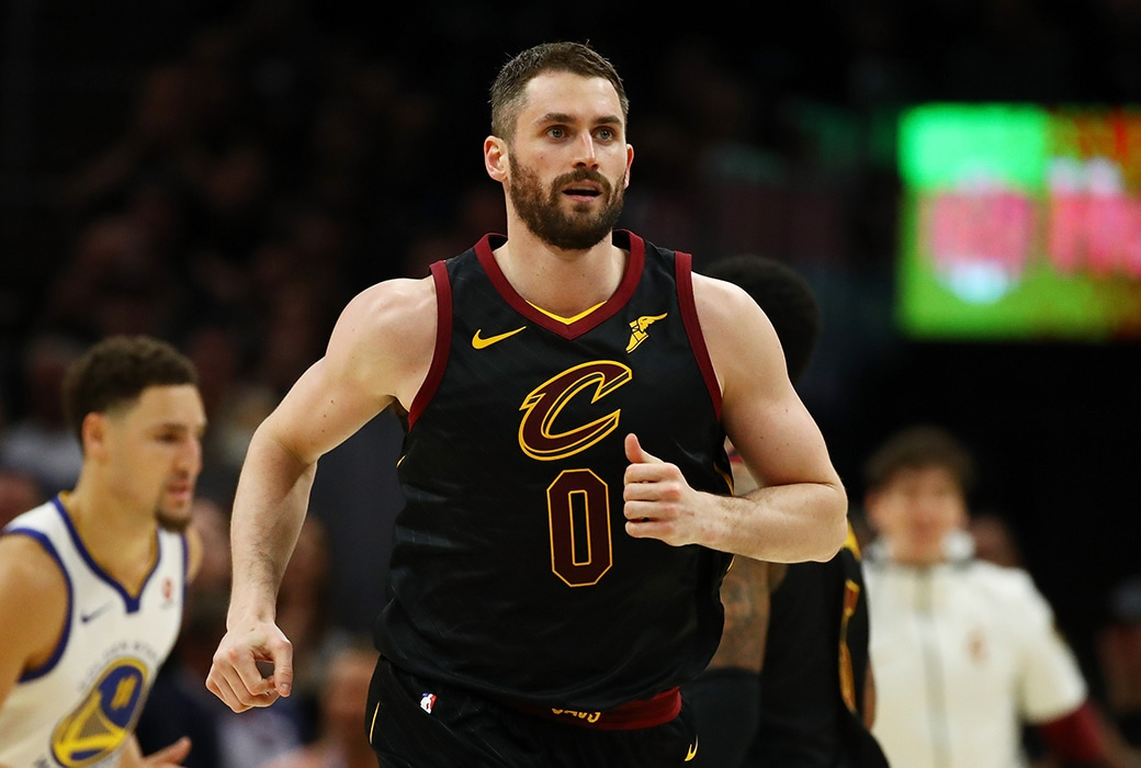 kevin love extension cavaliers