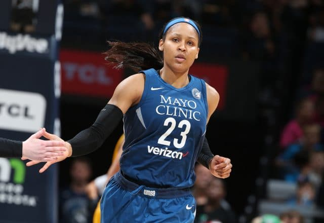maya moore declines all-star captain