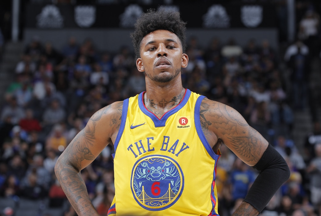 nick young arrested traffic stop