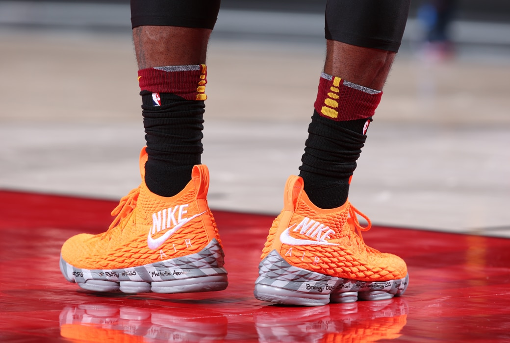 lebron 15 colorways list