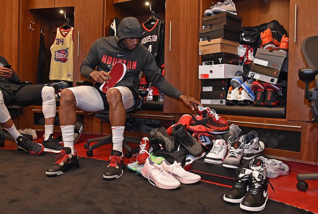 All 106 Sneakers That PJ Tucker Wore in