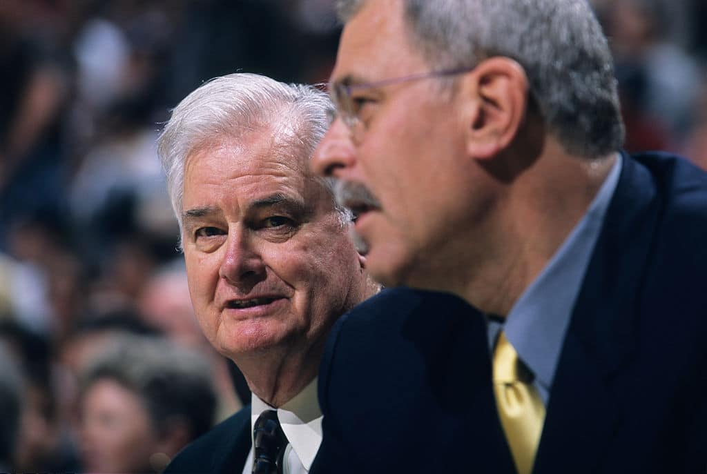 Tex Winter, Triangle Offense Architect, Dies at 96