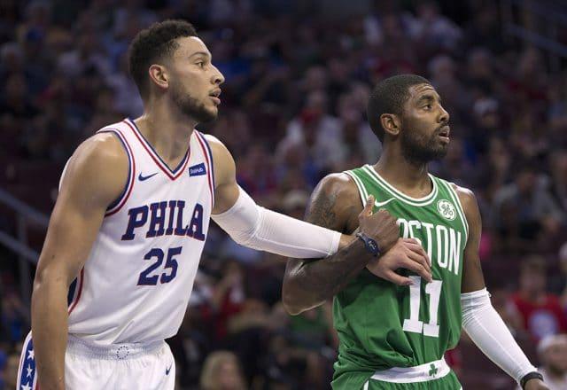 Boston Celtics, Philadelphia 76ers
