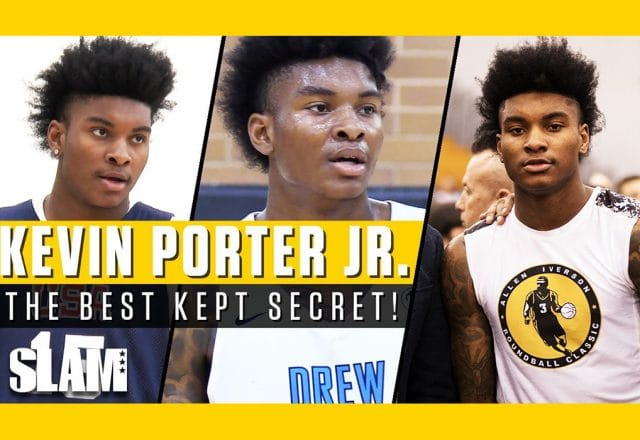 kevin porter jr