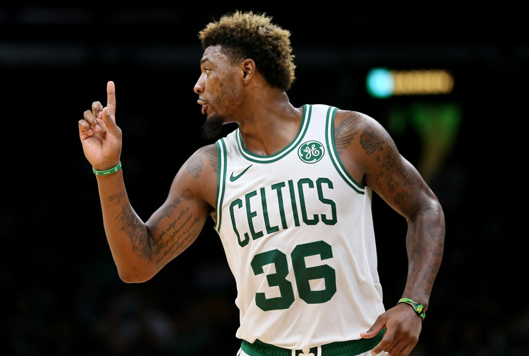 marcus smart jr smith fined