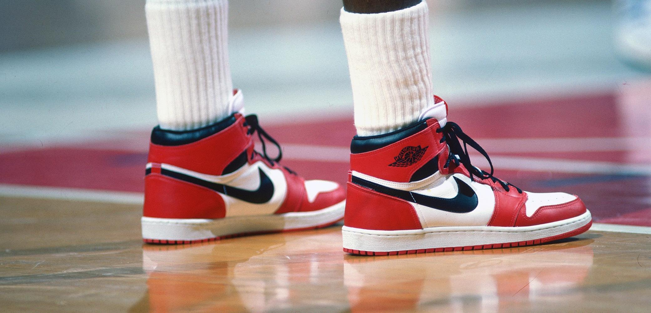 How the Air Jordan I Came to Life