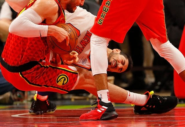 enes kanter childish hawks tweet