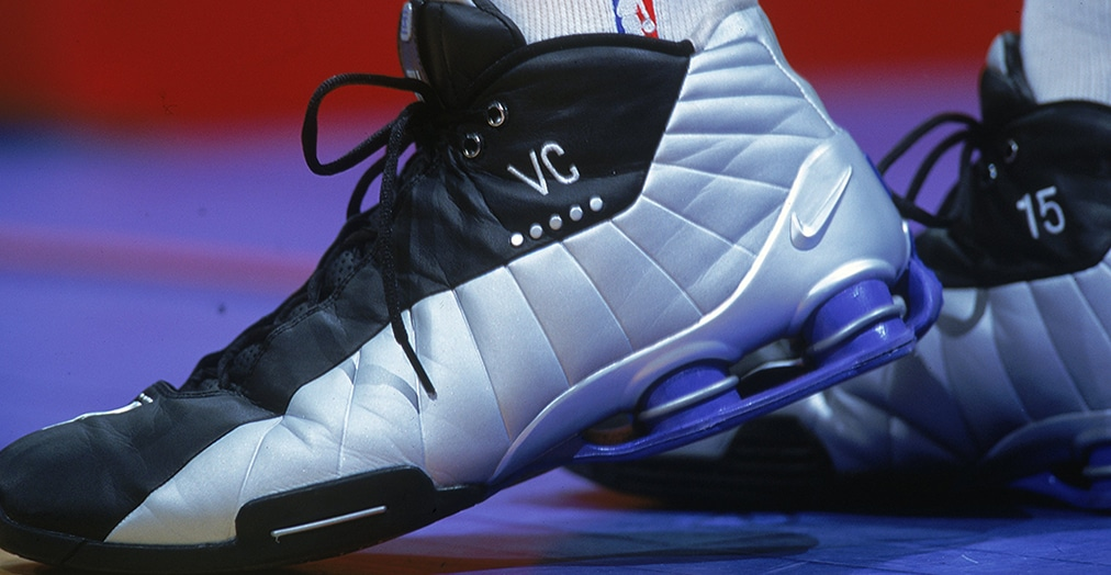 Vince Carter Takes It Back, Will Wear Nike Shox BB4 PEs for