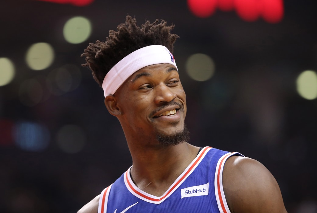 Jimmy Butler Details The Infamous Timberwolves Practice