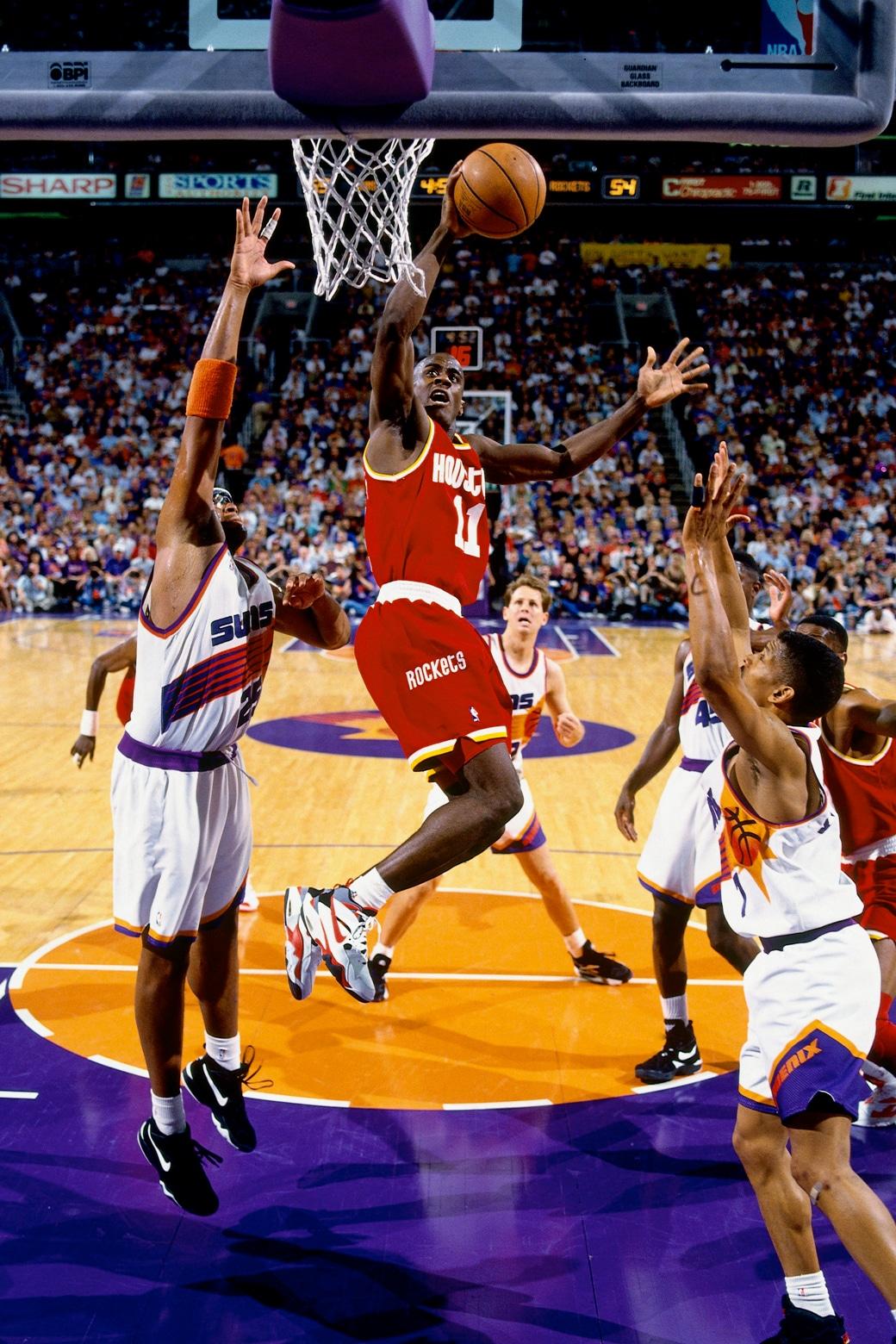 NBA Trikot Houston Rockets Jeremy Lin Basketball Jersey Revolution30 rot