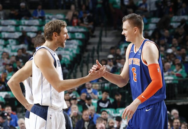porzingis mavericks trade