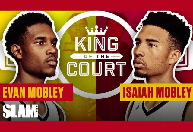 isaiah evan mobley brothers king of the court