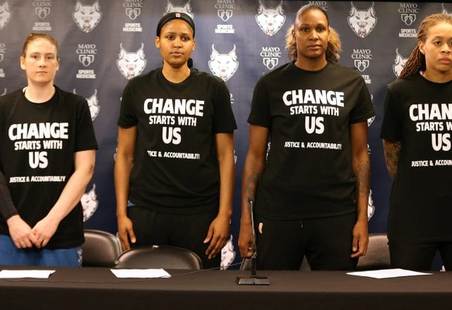 bhm 2019 wnba protests