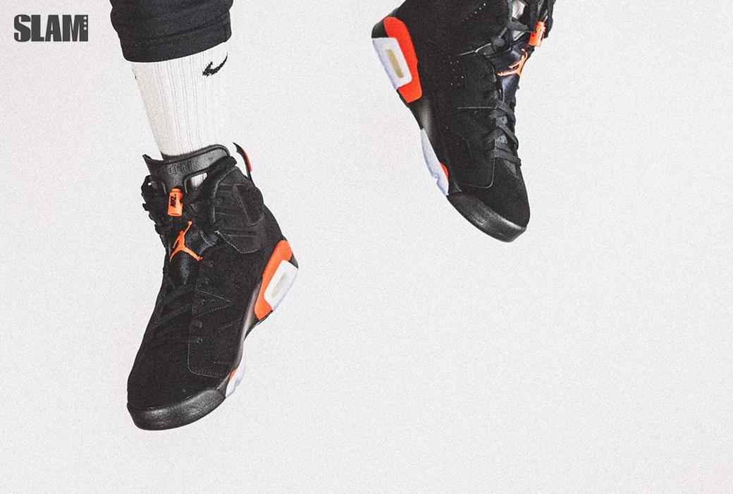 The 'Infrared' Air Jordan 6 Has Returned in True OG Form