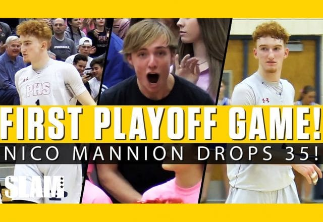 nico mannion playoff