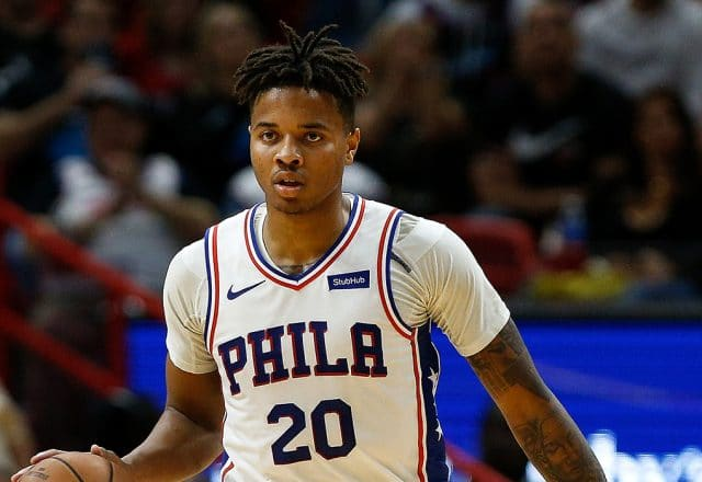 markelle fultz trade magic