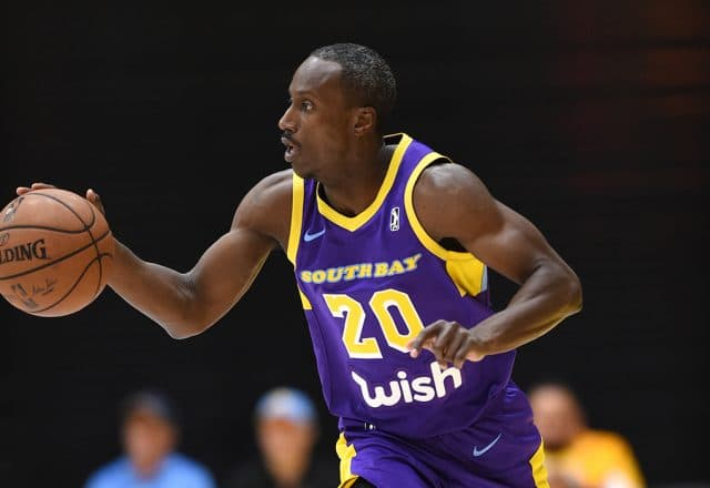 andre ingram lakers 10-day