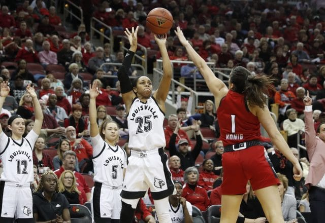 asia durr 47 points louisville