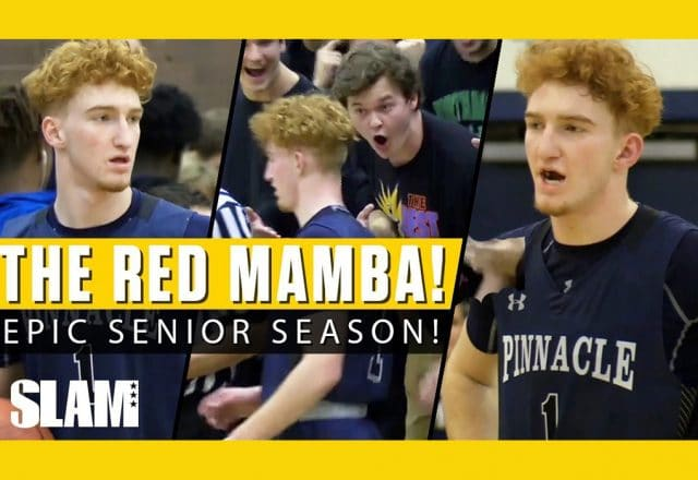 nico mannion senior highlights