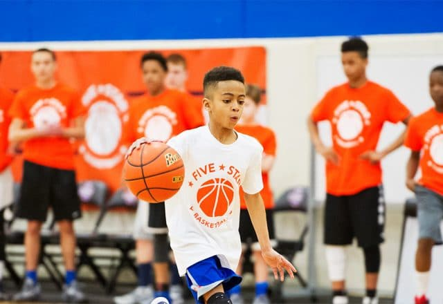 npba five-star camp