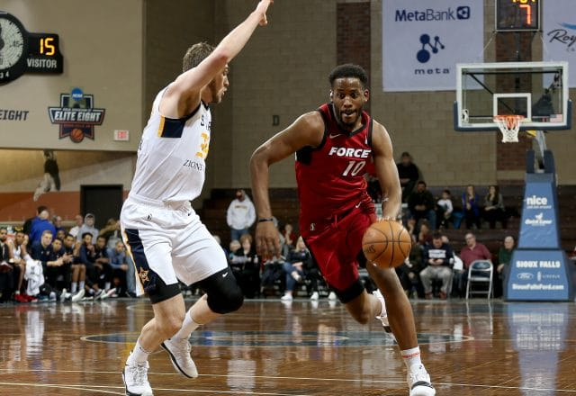 Yante Maten of the Sioux Falls Skyforce