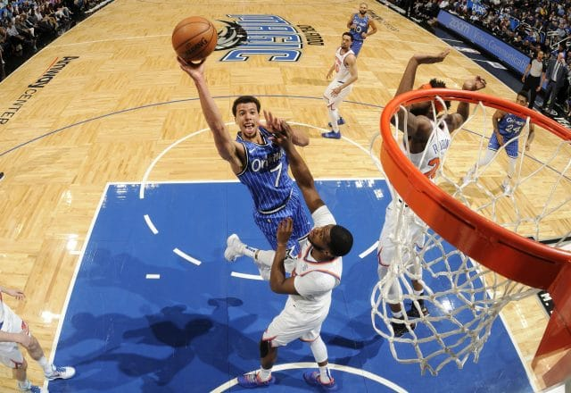 Michael Carter-Williams of the Orlando Magic