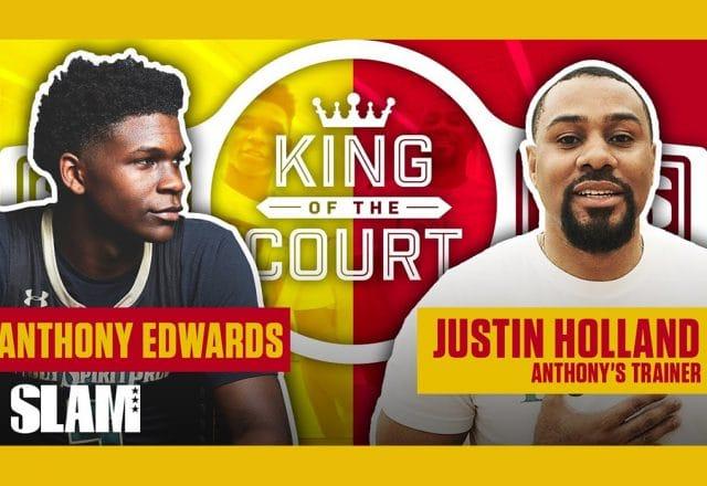 anthony edwards king court